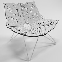 Prince Chair by  Louise Campbell