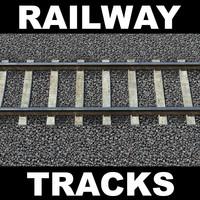 railway tracks max