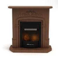 Fireplace renFR11