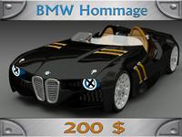 hommage 3d model