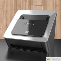 maya scanjet scanner