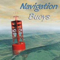 maya navigation buoys