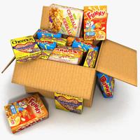 market box 3d model