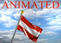 maya austria austrian flag