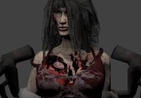3d demon girl model