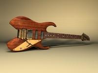 reb ibanez rbm10sol guitar 3ds