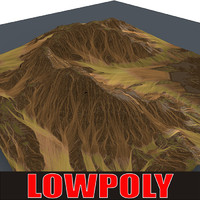 mountain maps terrain max