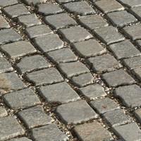 3d paving stones 01 model