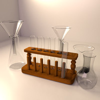 Test Tube Rack Set