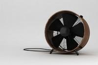 retro fan 3d model