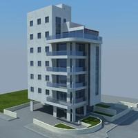 3d buildings 1 5 model