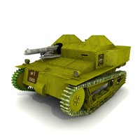 3d world war 1 2 model