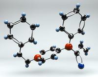 Molecule Fentanyl