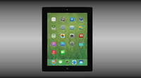 3d model generation apple ipad