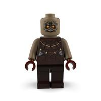 Hunter Orc Lego