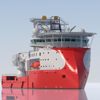 3d construction intervention vessel skandi
