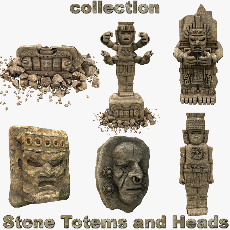 Stone_totems and Heads.jpg