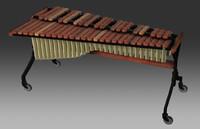 cinema4d xylophone