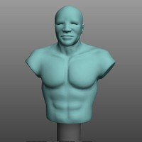 3d training dummy
