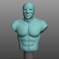 3d training dummy