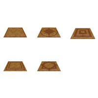 floors inlay fbx