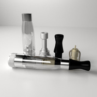 3d model clearomizer