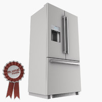 max bosch b26ft70sns ft refrigerator