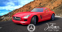 3ds mercedes benz sls
