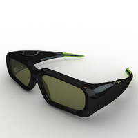 3ds max nvidia vision glasses