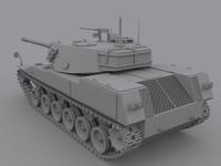 tank stingray max