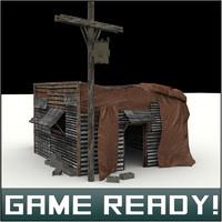 Slums Building #7