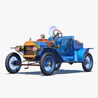 Ford  Model T Speedster 1915
