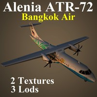 3d model alenia bkp