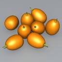 Kumquat 3D models