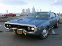 3d plymouth satellite 1971