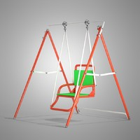 3d 3ds swing set