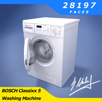Washing Machine Bosch Classixx 5