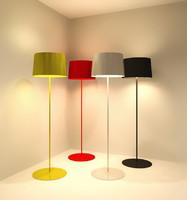 lighting design 3d model
