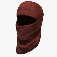 turban 3d c4d