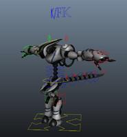 ma xenos rig robot