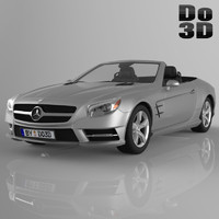 3ds mercedes benz sl