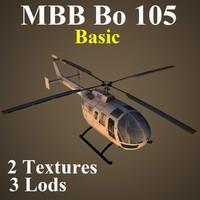 3d mbb 105 basic