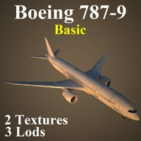 boeing 787-9 basic max