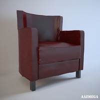 - leather chair