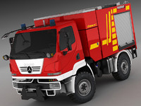 lightwave mercedes unimog u20