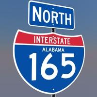 cinema4d interstate 165 signs alabama