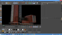 building projects 3d max