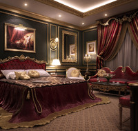 3d max scene hotel suite