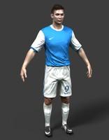 soccer player(1)