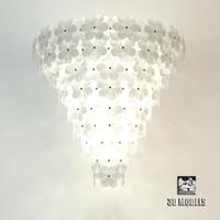 3d visionnaire alwin chandelier